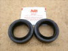 Fork Seals, Triumph & BSA OIF 1971-1977, alloy sliders, 97-4001, Ariete Superior Quality.
